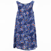 Shift Shaper Dress - Blue Pineapple