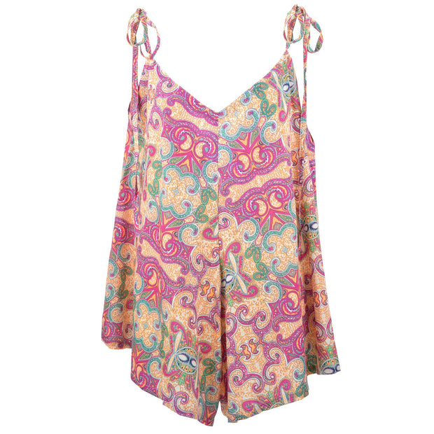 Short Jumpsuit - Bohemian