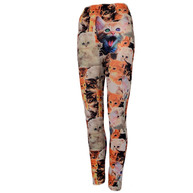 Leggings - Cats