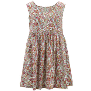 The Shroom Dress - Classic Paisley