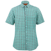Tailored Fit Short Sleeve Shirt - Yurt