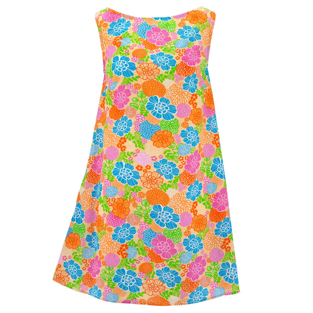 Shift Shaper Dress - Sunshine Flower