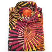 Tailored Fit Short Sleeve Shirt - Big Bang Fireworks