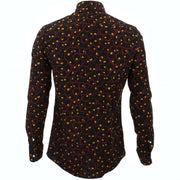 Tailored Fit Long Sleeve Shirt - Single Cells