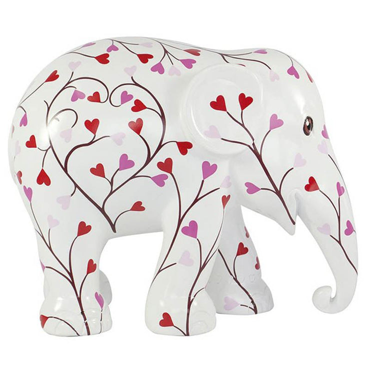 Limited Edition Replica Elephant - Pink Tree of Love