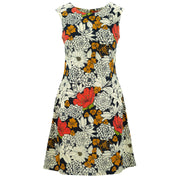 Nifty Shifty Dress - Super Floral