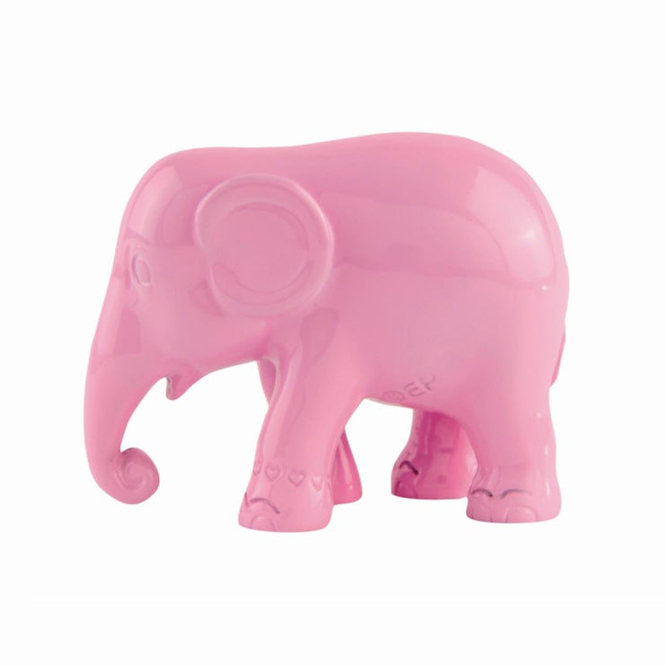 Limited Edition Replica Elephant - Simply Pink