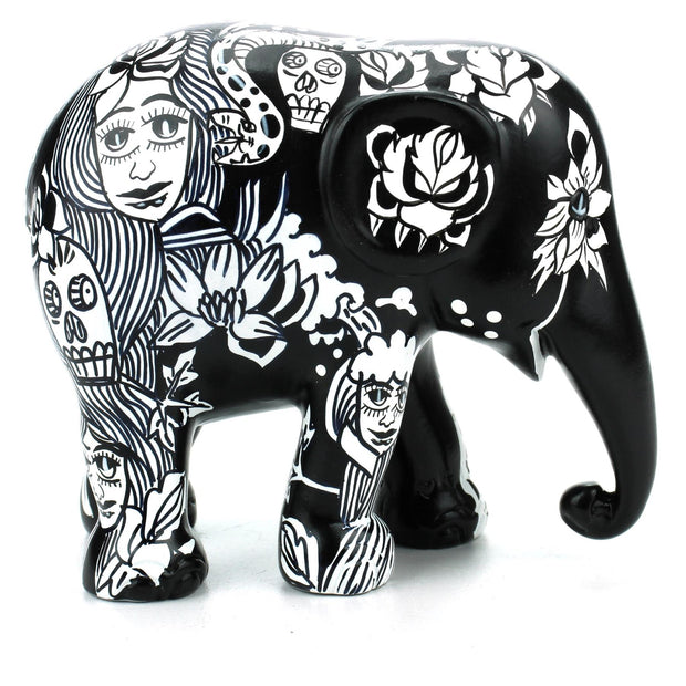 Limited Edition Replica Elephant - Whibe (10cm)