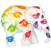 Limited Edition Replica Elephant - Rainbow Fish