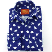 Regular Fit Long Sleeve Shirt - Stars