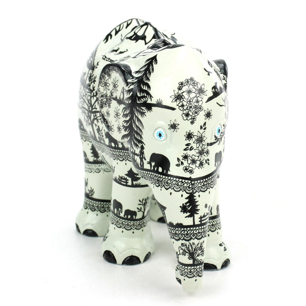 Limited Edition Replica Elephant - The Journey (10cm)