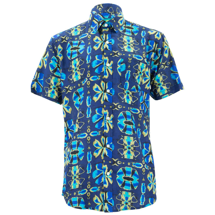 Regular Fit Short Sleeve Shirt - What Do You See?