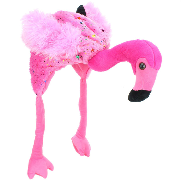 Childrens Character Hat - Flamingo
