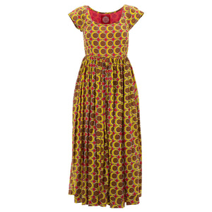 Tea Dress - Kick Dot