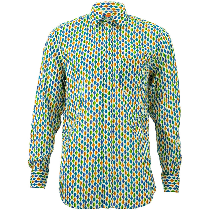 Regular Fit Long Sleeve Shirt - Kites