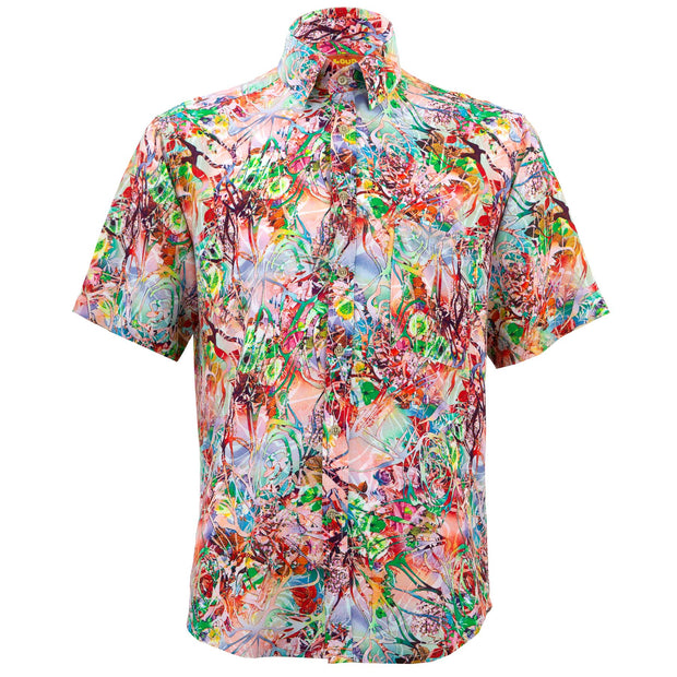 Regular Fit Short Sleeve Shirt - The Trip