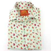 Regular Fit Short Sleeve Shirt - Afternoon Tea