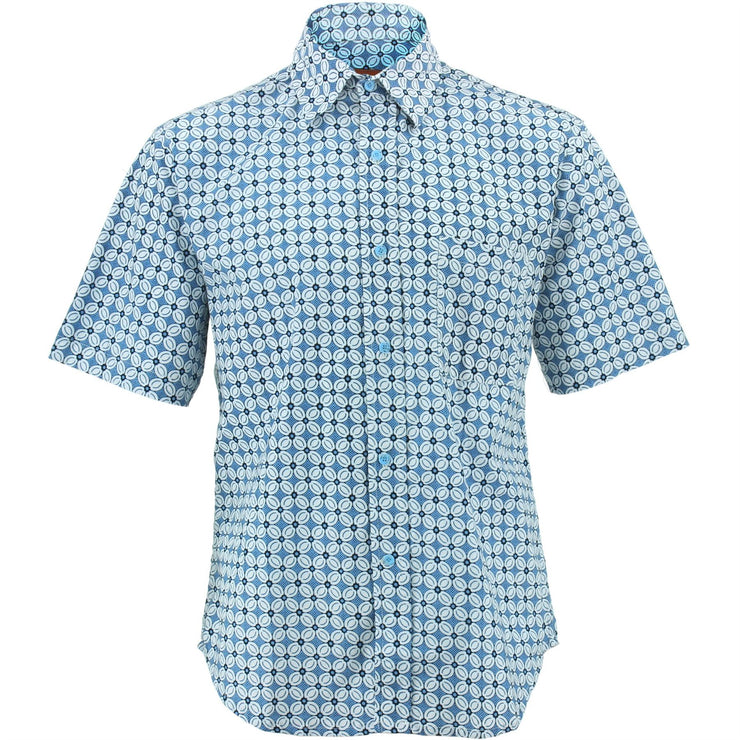 Regular Fit Short Sleeve Shirt - Fret Network