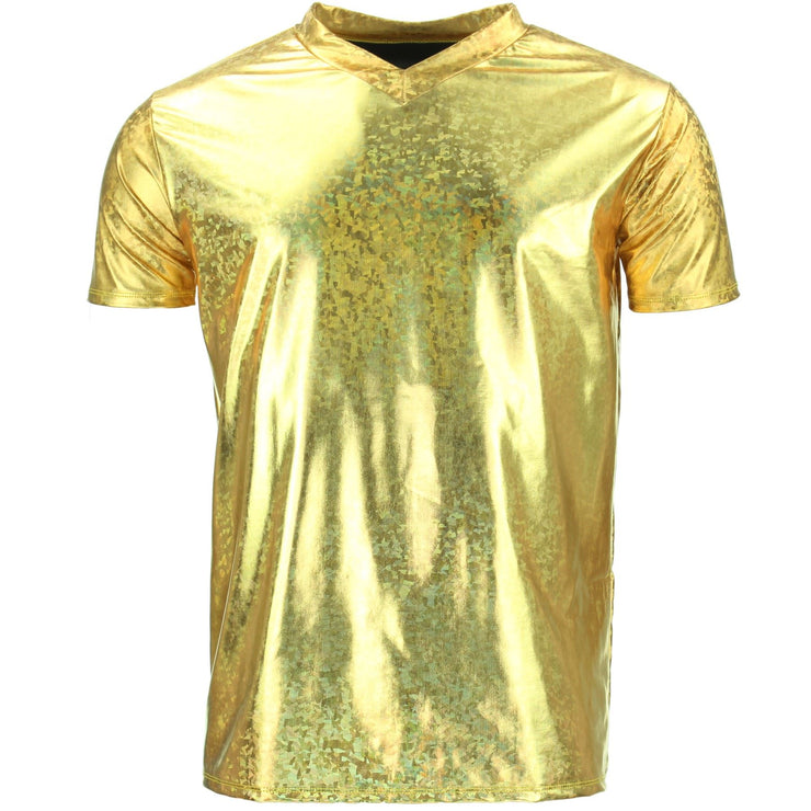 Shiny T-Shirt - Gold
