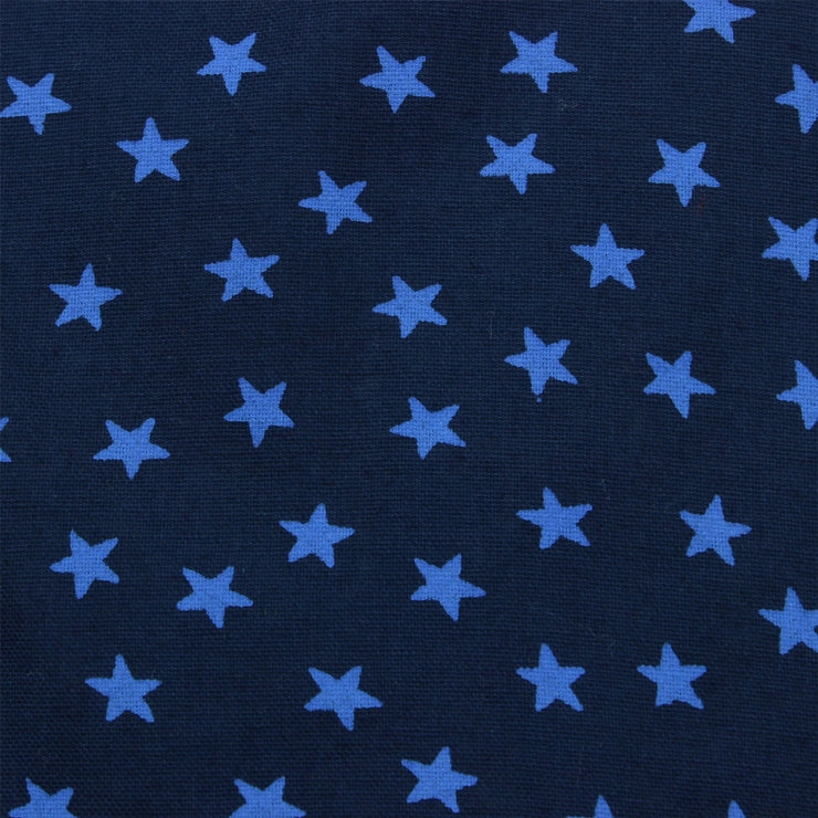 Tailored Fit Short Sleeve Shirt - Ditzy Blue Stars