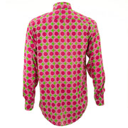 Regular Fit Long Sleeve Shirt - Pink Eggs