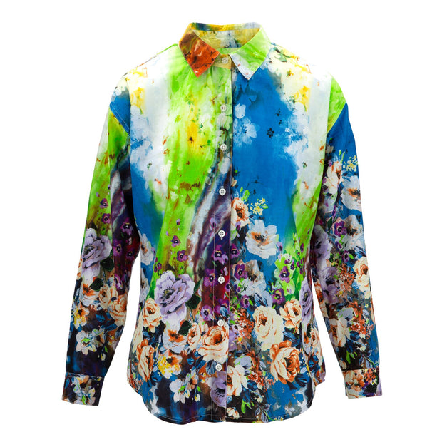 Classic Womens Shirt - Summer Bloom