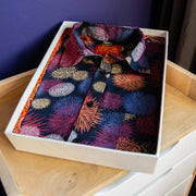 Handmade Luxury A4 Deep Presentation Shirt & Gift Box - Ivory