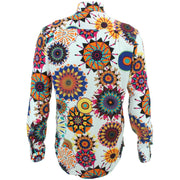 Regular Fit Long Sleeve Shirt - Carnival Suzani