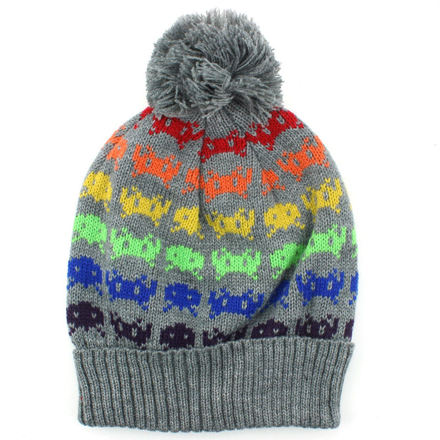 Childrens Space Beanie Hat