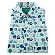 Regular Fit Long Sleeve Shirt - Marbles