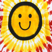 Smiley Face Tie-Dye T-Shirt