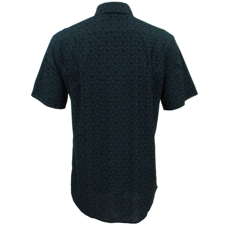 Regular Fit Short Sleeve Shirt - Seed Pods