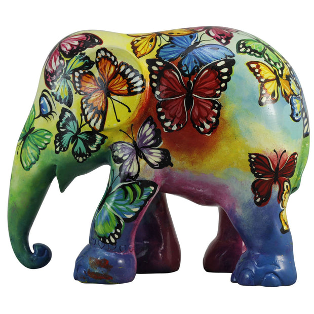 Limited Edition Replica Elephant - Beauty in Freedom