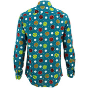 Regular Fit Long Sleeve Shirt - Polka Balls
