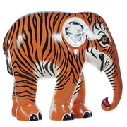 Limited Edition Replica Elephant - Tigerphant