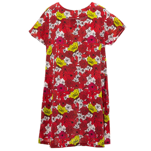 Floaty Pocket Pleat Dress - Utopia Blossoms