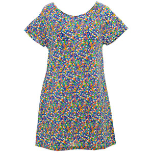 Perfect Shift Pocket Dress - Confetti