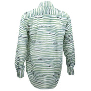 Regular Fit Long Sleeve Shirt - Wavy
