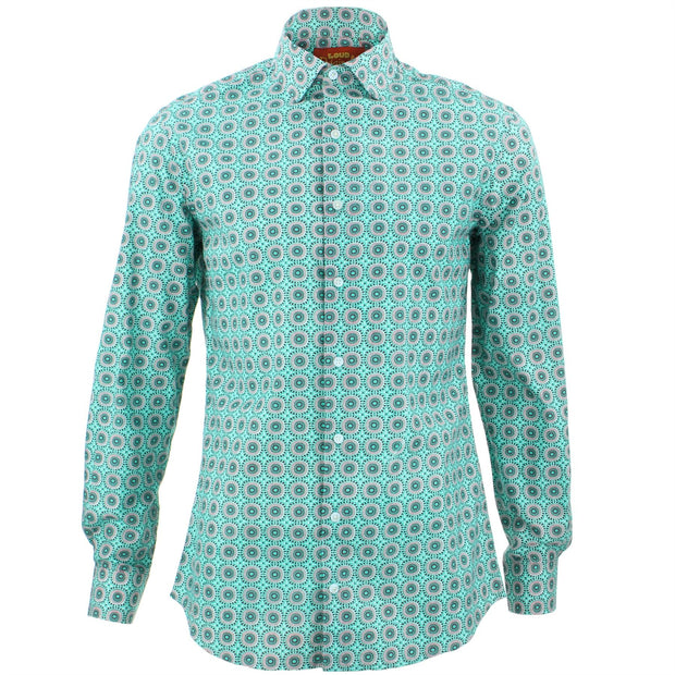 Tailored Fit Long Sleeve Shirt - Yurt