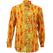 Regular Fit Long Sleeve Shirt - Geodesic