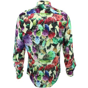 Slim Fit Long Sleeve Shirt - Cactus
