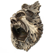 Wall Mounted Character Bottle Opener - Green Man (Bronze)