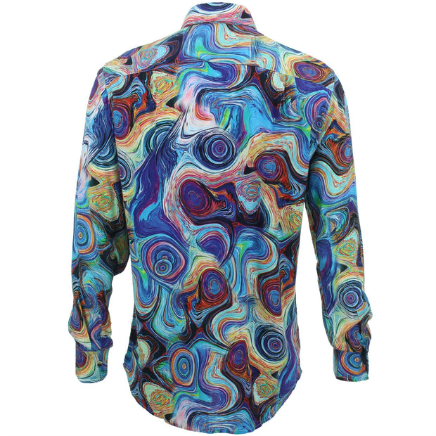 Regular Fit Long Sleeve Shirt - Expressionist