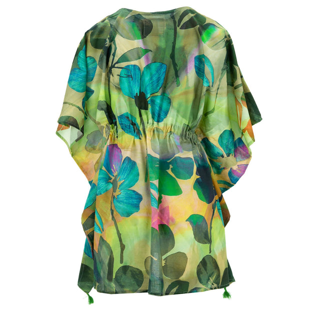 Beach Kaftan Cover-Up - Tissue (One Size)