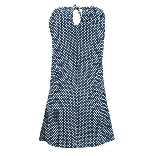 Modern Mini Dress - Polka Dot