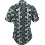 Slim Fit Short Sleeve Shirt - Double Fret