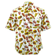 Regular Fit Short Sleeve Shirt - The Diner