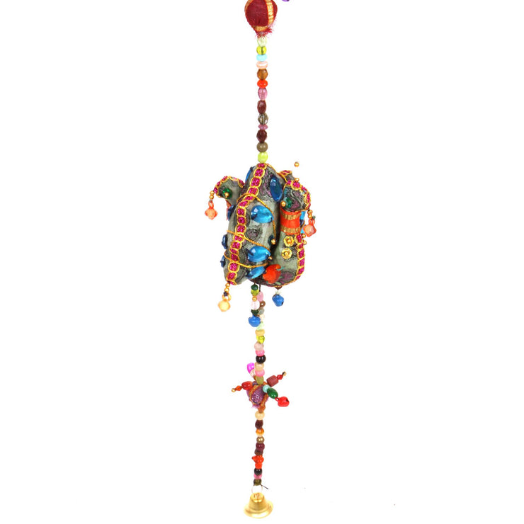 Handmade Rajasthani Strings Hanging Decorations - Peacocks