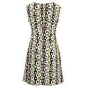Nifty Shifty Dress - Retro Chain