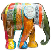 Limited Edition Replica Elephant - Psycho Elephant Antropofagico Tropical